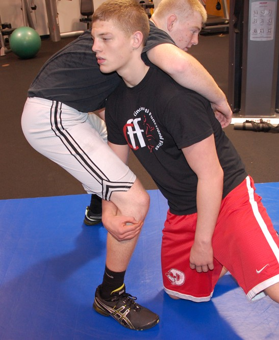 Groin Claw Wrestling http://www.pic2fly.com/Groin+Claw+Wrestling.html
