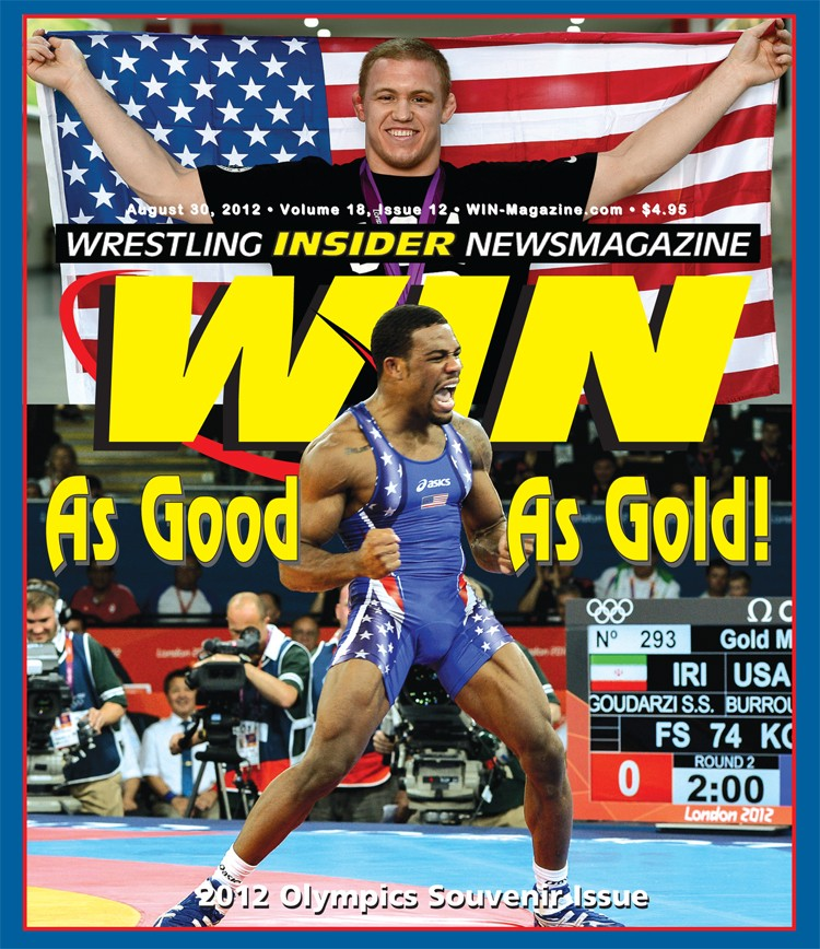 Save Olympic Wrestling Cover Photo Top Ten Moments in USA...