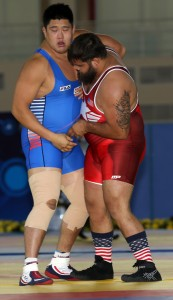 Robby Smith went 1-1 in 2014 after placing fifth in 2013 Worlds. (Bob Mayeri image)
