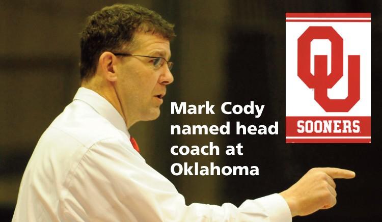 Mark Cody named new head coach at Oklahoma - WIN Magazine ...