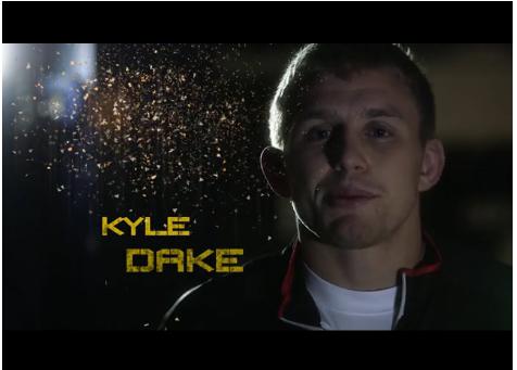 screenshot of dake