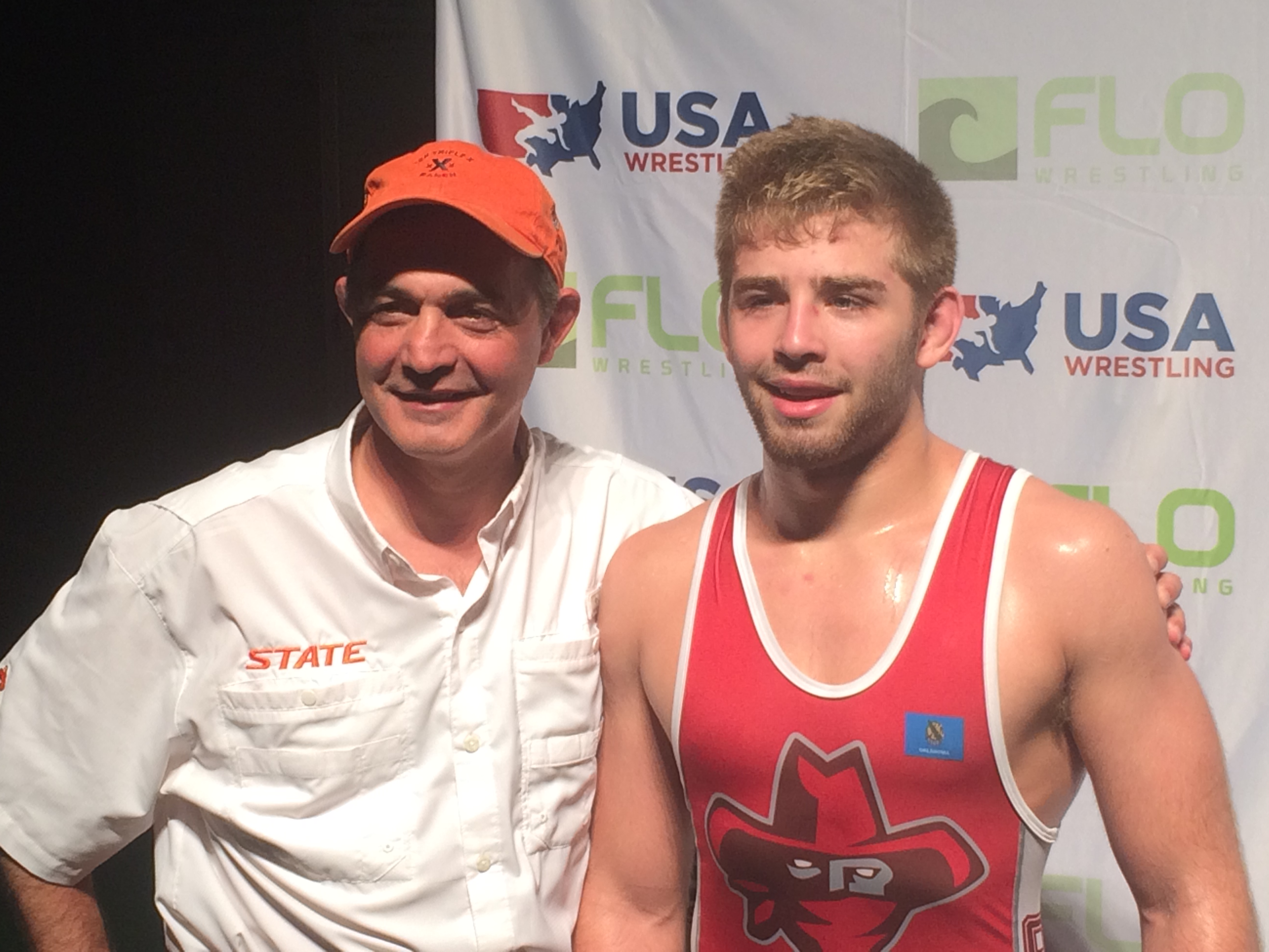 Junior Nationals champ Smith leads Oklahoma to team freestyle