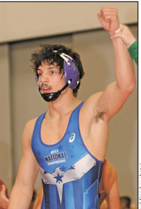Luke Weber, who pinned 50 of 54 foes this season, won four Montana state championships and the NHSCA Senior national title.